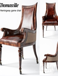 Hemingway game chair