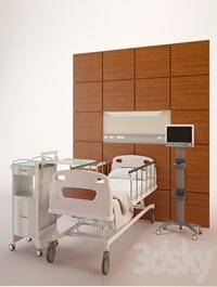 Hospital ward Hospital room