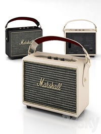 Marshall Kilburn Cream Amp Black