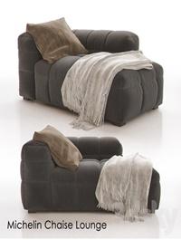 Michelin Chaise Lounge by Arik Ben Simhon