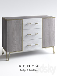Chest of drawers Mila Rooma Design
