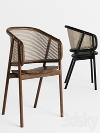 Cane Chair Casey by Cane Collection