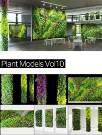 MAXTREE Plant Models Vol 10
