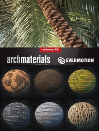 EVERMONTION Archmaterials vol. 2