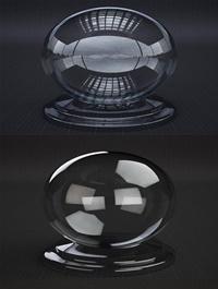 Basic Shaders Fake Glass (no Thickness)
