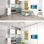3D Interior Apartment Scene By Nham Hoang
