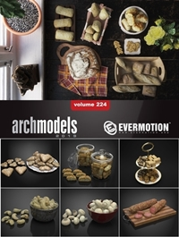 EVERMOTION Archmodels vol. 224
