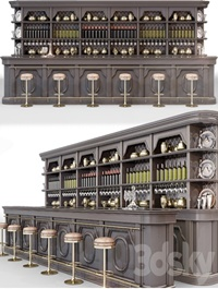 BAR \ BAR RECEPTION DESK