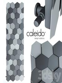 Wall radiator Caleido HONEY
