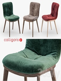 Calligaris Annie soft chair