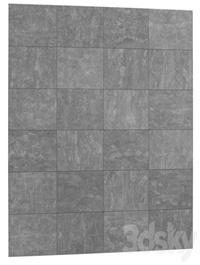 Gray Porcelain Tiles Big Size 6K High Resolution Tileable Texture Corona & Vray