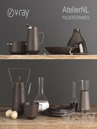 AtelierNL Polderceramics