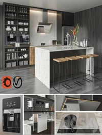 KITCHEN SET02