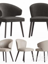 Minotti Aston Dining Chair