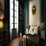 Bedroom Sketchup Scene by Nguyen Dinh Quoc