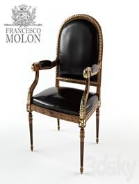 Armchair Francesco Molon