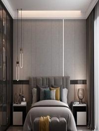 Modern Style Bedroom 441