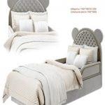 EFI Kid Concept Mr Teddy Bed 1