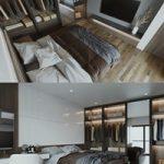 Bedroom Scene By Nguyen Tuan
