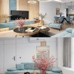 Apartment 3D Scene Nguyen Thai Nguyen