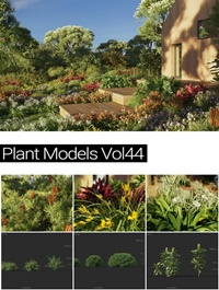 MAXTREE Plant Models Vol 44
