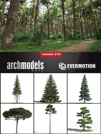EVERMOTION Archmodels vol 219