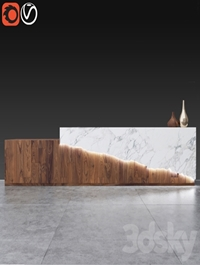 RECEPTION MARBLE