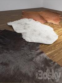 Carpets skins IKEA