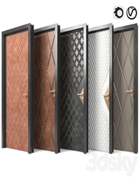Entrance door collection v2