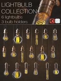 RH - LIGHTBULB COLLECTION vol.2