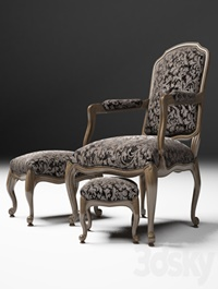 Armchair Chair Collection Pierre 2014 DIVA