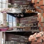 Interior Coffee Scene By Nguyen Quoc Thai
