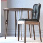 Vegan table Bever sedia chair Riva 1920