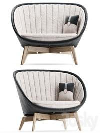 Peacock Sofa Cane-Line