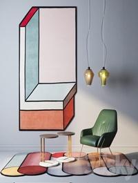 Cc-tapis rugs Foscarini Diesel lamps ASIA Leather armchair