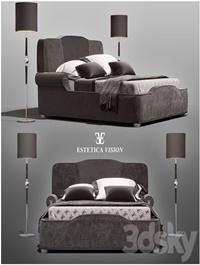 Estetica Palladium Bed