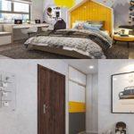 Interior Children Room By Hoang Thoa