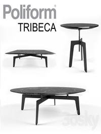 Poliform Tribeca Table Set x 3