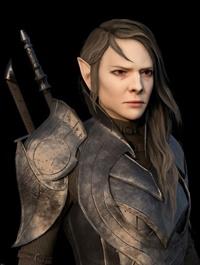 Artstation Elf Knight