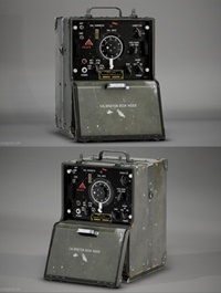 WWII Frequency Meter