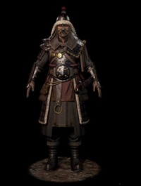 Eastern Heavy Warrior