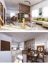 Interior Apartment By TranMinhLuan