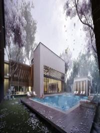 Modern Villa Exterior