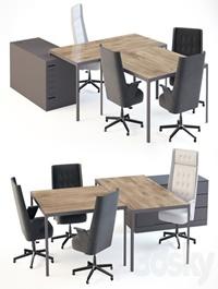 Estel office set