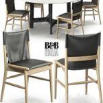 Jens chair Alex table B&B Italia