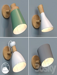 B4003 Sconce Nordic