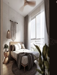 Interior Bedroom Scene Sketchup By The studeo