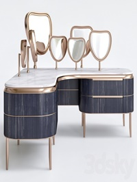 Kara Dressing table By Natevo
