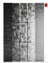 Wall panel 6