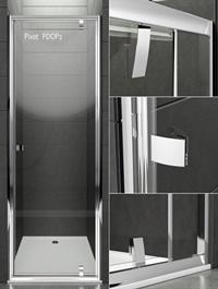 RAVAK shower doors